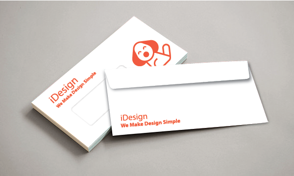 Business Envelope / Customize Envelope